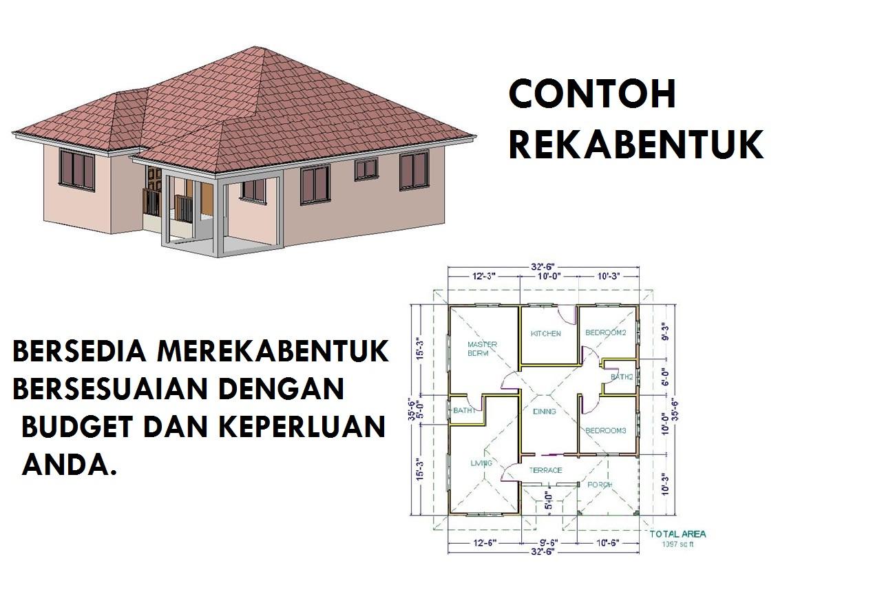 Reka+bentuk+rumah+idaman