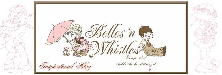Belles 'n Whistles Stamps