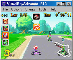 Download Emulador Game Boy Advance + 2569 Roms