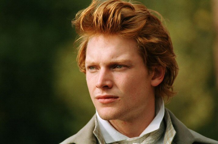 Men Actors with Red Hair