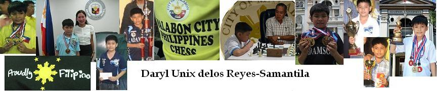 DARYL UNIX KIDDIE CHESS PLAYER BLOG