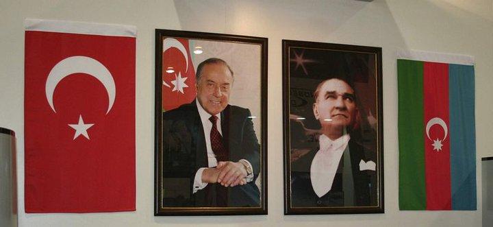 CAN GELDİ AZERBAYCANA CAN GELDİ...
