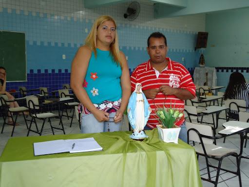 CORDENADORES DO MINISTERIO DE ACOLHIDA