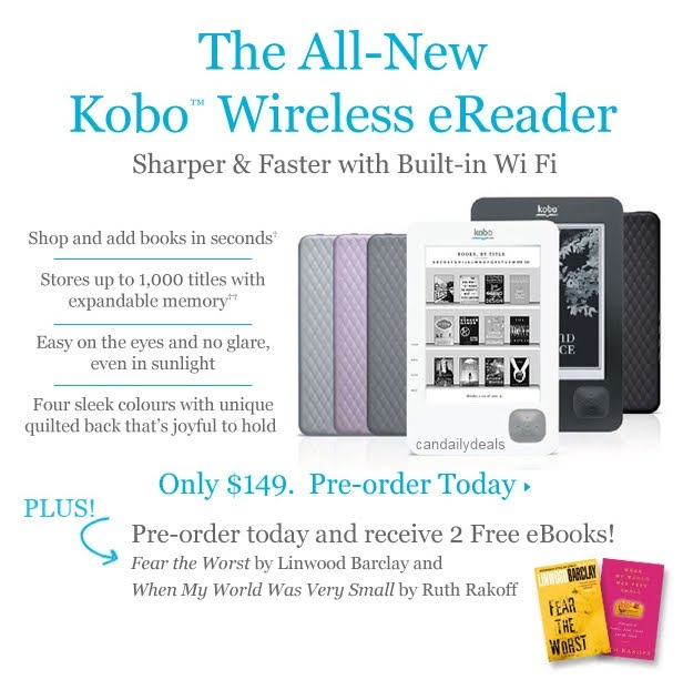 December - Find today's best Kobo promo codes, coupons, and clearance sales. Plus, score instant savings with our Kobo insider shopping tips. December - Find today's best Kobo promo codes, coupons, and clearance sales. Plus, score instant savings with our Kobo insider shopping tips.