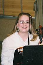 Alyssa @ Violin Concert