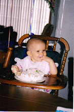 Madison 1st Birthday, Did Mama Say, EAT CAKE