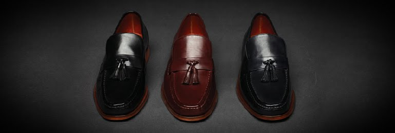 suede tassel loafers. the Tassel Loafer and the