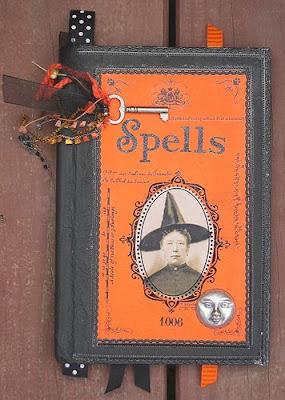 spell books creepy halloween - photo #16