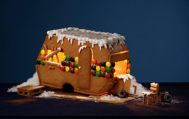 Be Different Act Normal Gingerbread Houses