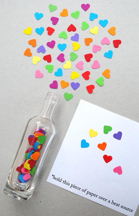 Be different act normal invisible ink message in a - Regalos originales hechos a mano ...