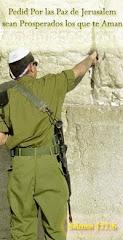 orad por la paz y propseridad en eretz israel