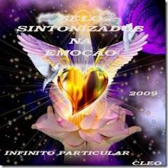 Gamhei esse lindo selo da querida Cléo do blog Infinito particular,Obrigada linda .