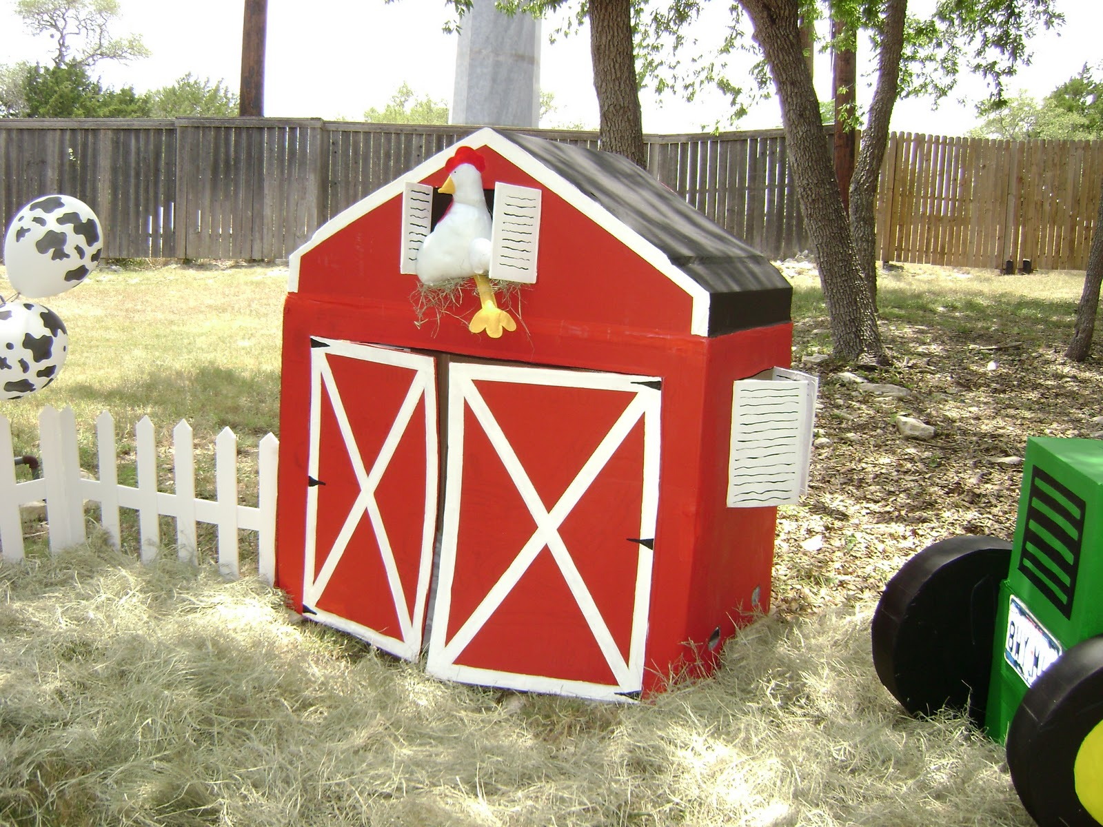Greene Acres Hobby Farm 26 Fun Cardboard Box Ideas
