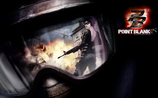 logo point blank indonesia. house gm point blank