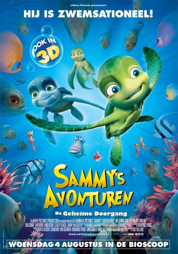 Sammy´nin Maceraları / 2010 / Türkçe Dublaj / Online Animasyon Film İzle