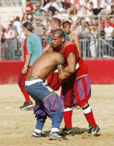 Calcio Fiorentino Explained of Calcio Fiorentino