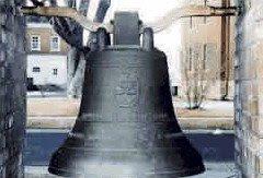 warren air force base balaniga church bells