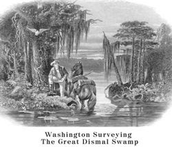 dismal swamp washington slave