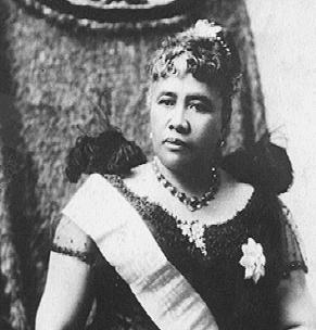 Queen Lili`uokalani Hawaii