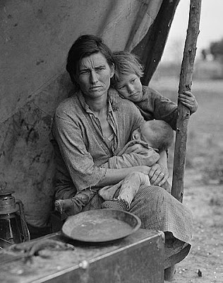 Crimenes del Capitalismo Great+Depression+Woman+and+Children