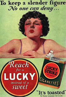 lucky strike ad bernays tobacco cancer cpi