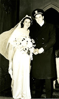 george-barbara-bush-wedding
