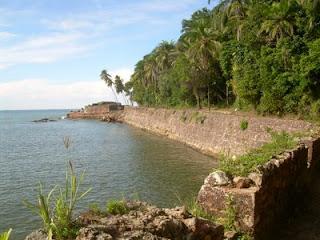 Fortaleza de Morro de sao paulo