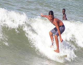 Surf em Morro de sao paulo