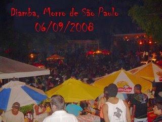 feriado 7 de setembro em Morro
