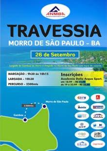 Travessia Gamboa - Morro de são Paulo