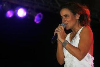 Show de Vânia Abreu em Morro de São Paulo