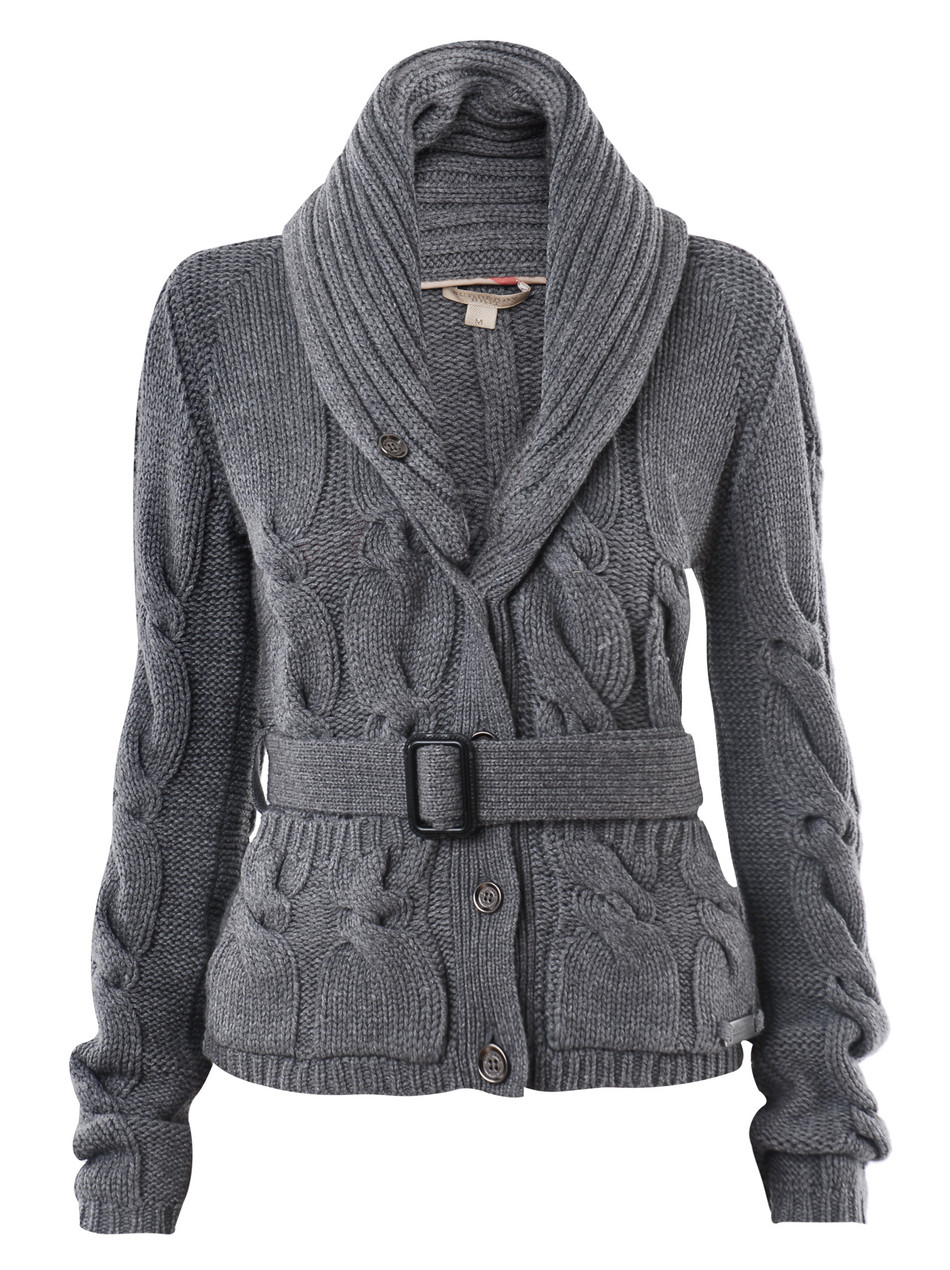 Wool Cardigan Burberry Burberry Official Website