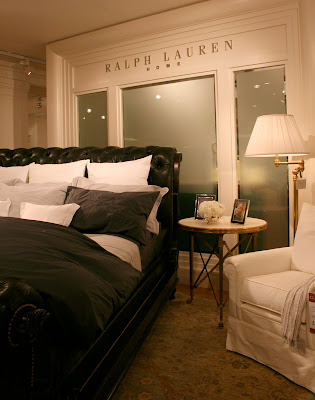 NOTES ON INTERIORS   Ralph Lauren Home