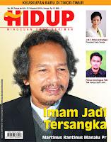 """Edisi No 08, Tanggal 21 Februari 2010: """"Imam Jadi Tersangka"""""""