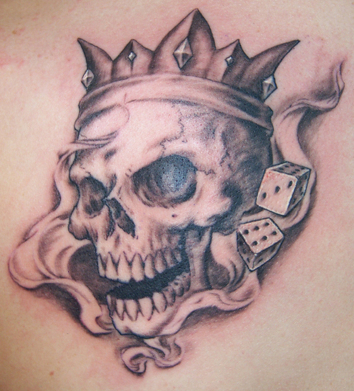 Tattoo Designs Online: Locating Good Artwork Of Skulls Online