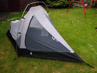 Inner Tent Plenty of Mesh for Ventilation & Stayinu0027 Alive: Pro Action Hike-Lite Review Part 1