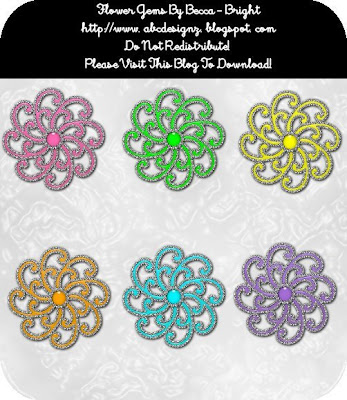http://abcdesignz.blogspot.com/2009/04/flower-gems-by-becca-bright.html