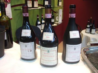 Vinhos do produtor Travaglini