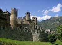 Valle d'Aosta: Castello di Fenis