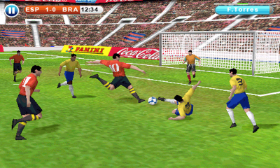 real football game free for android