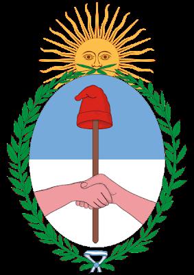 kart over argentina