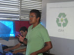 Palestra sobre Educação Ambiental - CPDA - 2008