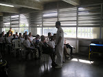 Palestra com Psicólogo do Corpo de Bombeiros - 2008