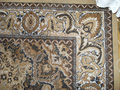 Dining Room on Collection  Big Brown Dining Room Persian Carpet Appx  2 41m X 3 28m