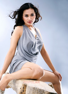 Model Indonesia  foto panas