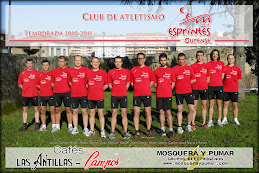 Esprintes Ourense