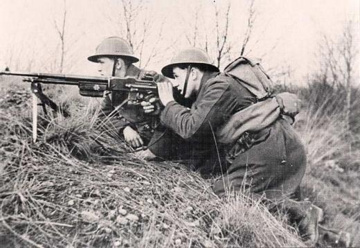 Eerste wereldoorlog wapens