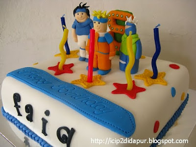 Naruto Birthday Cake Photos