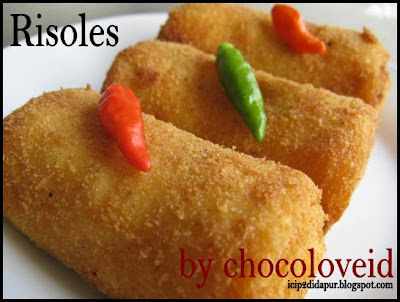 RISOLES KEJU DAGING ASAP