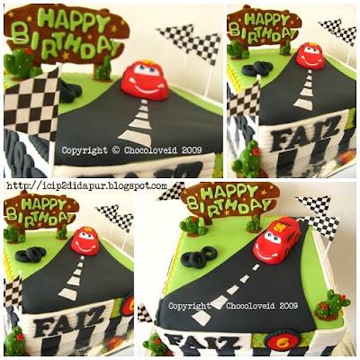 pics of lightning mcqueen cakes. LIGHTNING MCQUEEN CARS CAKE